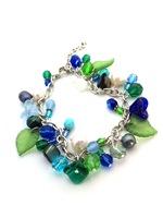 Garden Charm Bracelet