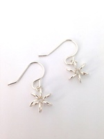 Loop de Loop Silver Earrings