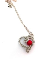 Hearts Delight with Coral