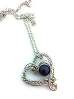 Hearts Delight with Deep Purple Pearl