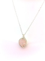 Ovoid Rose Quartz
