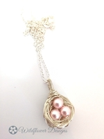 Birds Nest Pink Pearl
