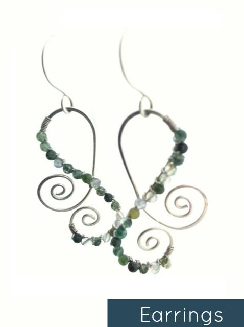 Sold - Earrings