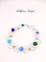 Swirled Bracelet
