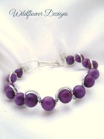 Purple Grape Candy Jade Wave