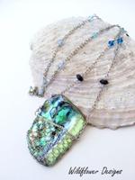 Laced Paua Blues