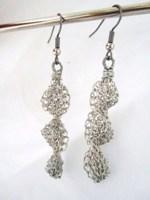 Silver Wire Twists