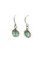 Erinite Crystal Wrap Earrings