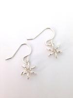 Loop de Loop Silver Earrings