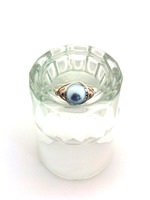 Blue Pearl Wrap Ring