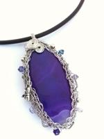 Entangled Purple