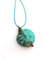 Turquoise Eclipse